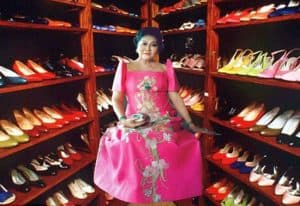 EMILDA-MARCOS-lots-of-shoes