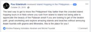 facebook-reviews-2 island hopping