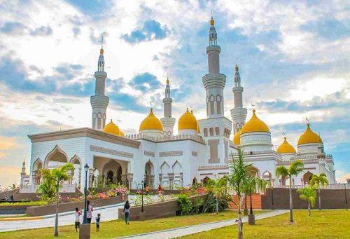 Sultan-Haji-Hassanal-Bolkiah-Mosque-Cotabato-City-mindanao-philippines