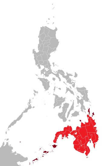 mindanao-location-map-philippines