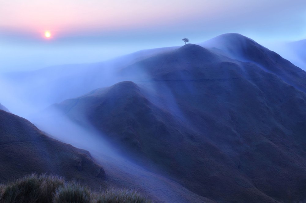 Pulag-national-park-luzon-philippines