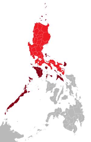 luzon-philippines-map
