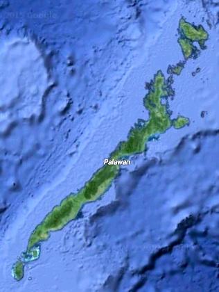 palawan-map-philippines-island-hopping