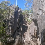 Exploring Caves and Shipwrecks in Black Island, Coron, Philippines