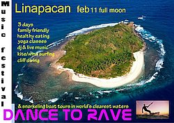 Music festival full moon philippines
