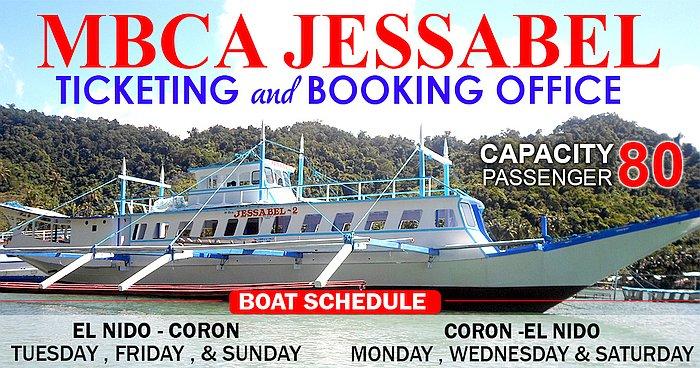 Mbca-Jessabel-ferry-service-el-nido-coron