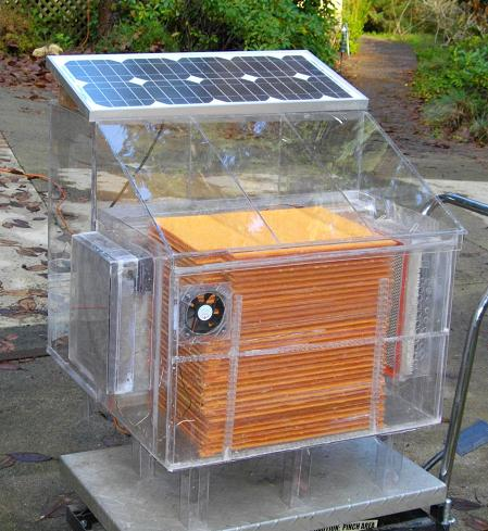 Atmospheric-Water-Generator