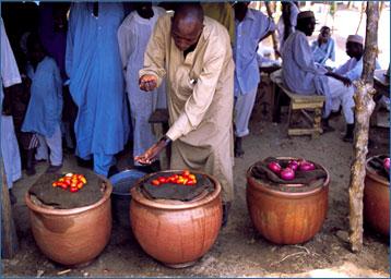 refrigerator-in-clay-pots
