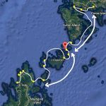 Single One Day Boat Trips Tours Between Sibaltan (El Nido) or Coron and Linapacan