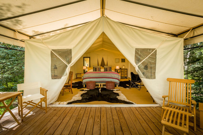 Glamping in the Philippines, Palawan