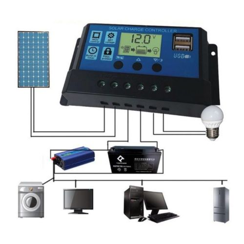 solar-controller-electricity-off-grid