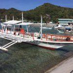 Boat operator Rosela