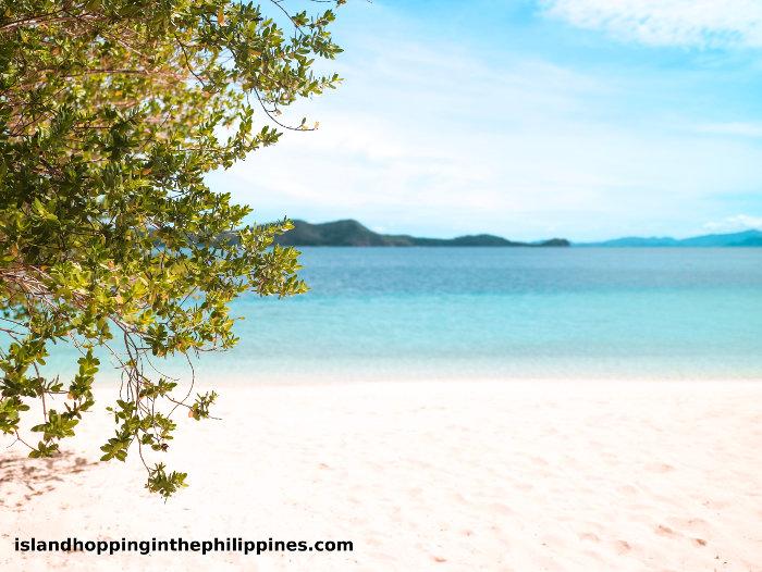 Get away on a Malcapuya Coron Islands tour.