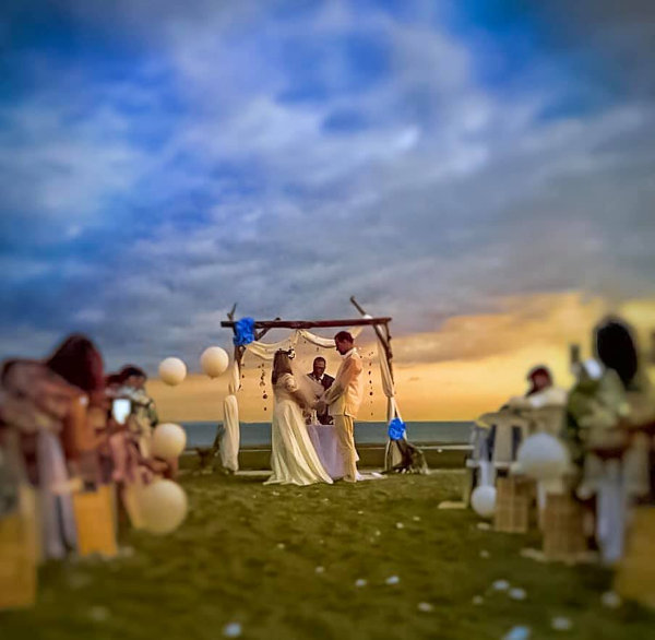 wedding island hopping philippines