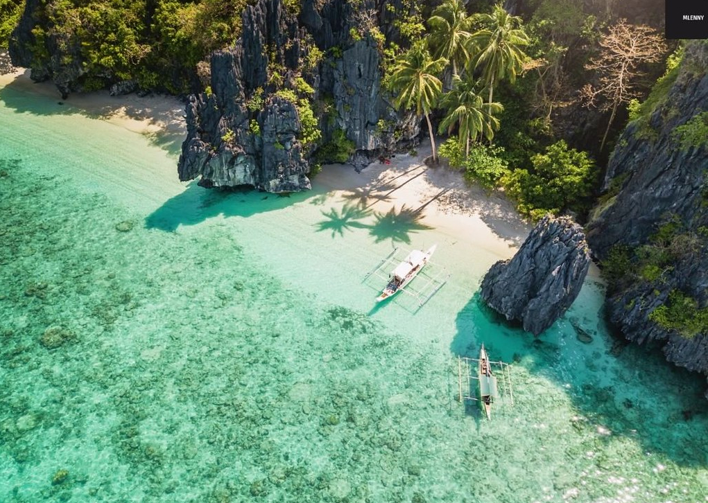Pinagbuyutan Island El Nido Island Hopping In The