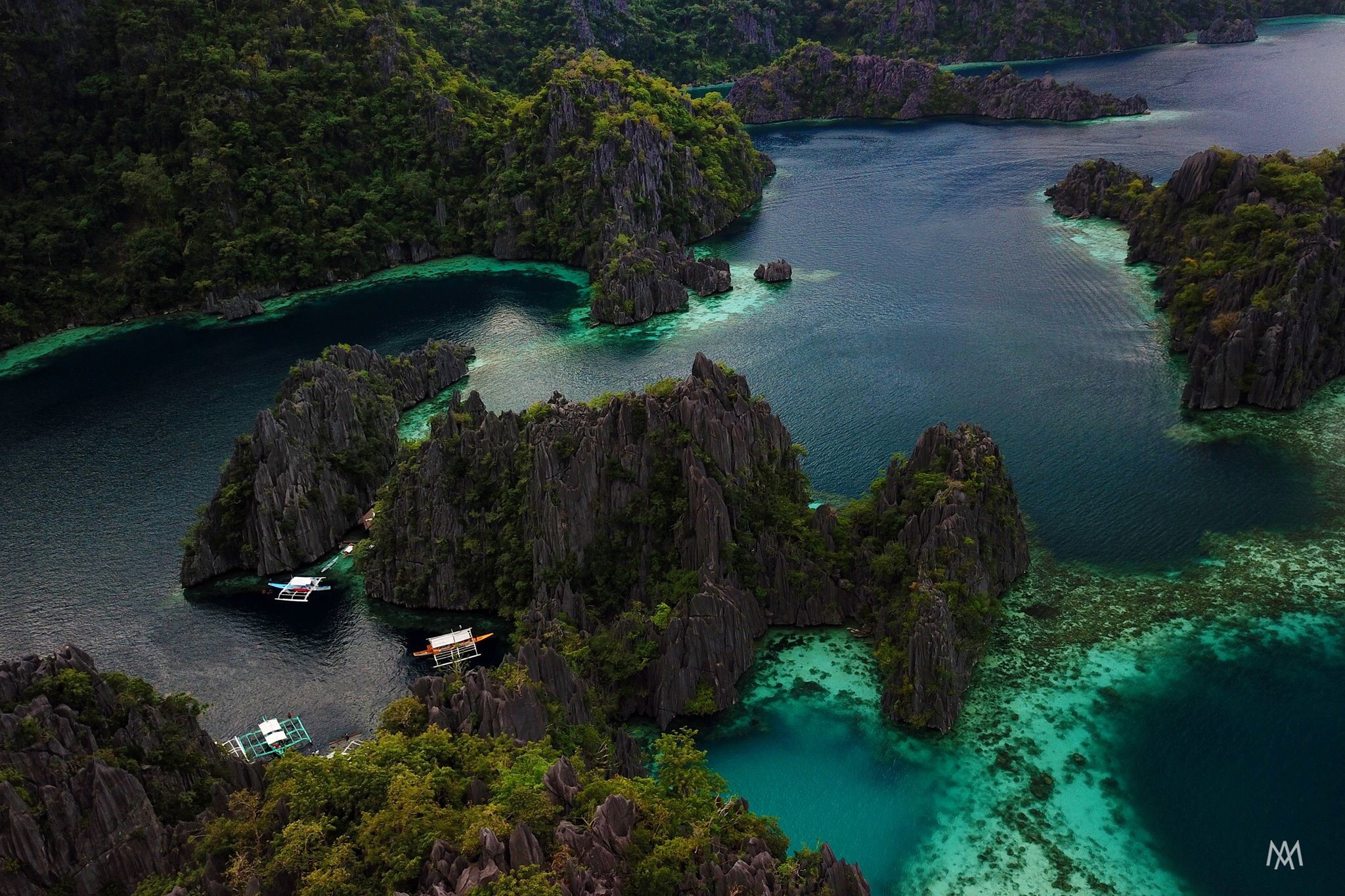 Get away from it all on Combination El Nido Tour plus Multiday Tour to Coron.