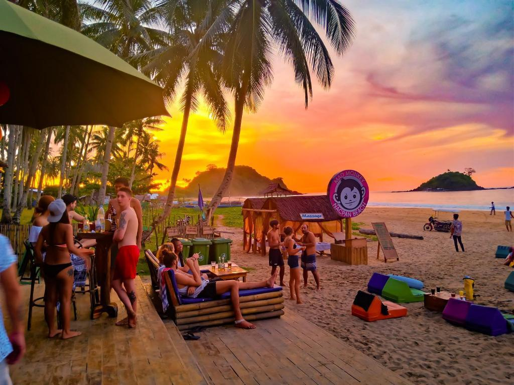 Mad Monkey Hostel at Best Spots and Tips Before You Go to El Nido.