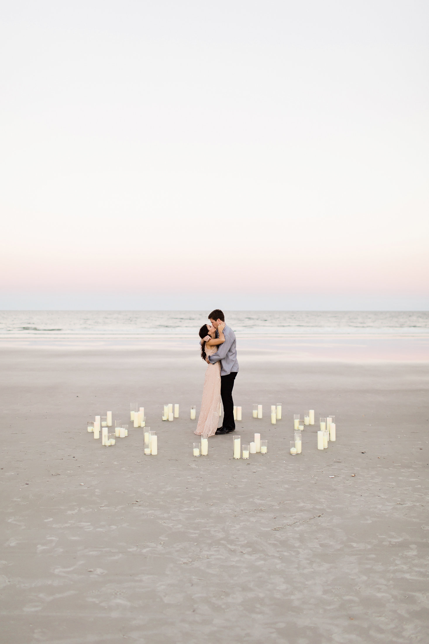 Bliss in Marriage Proposal Package in Palawan while Island Hopping.
