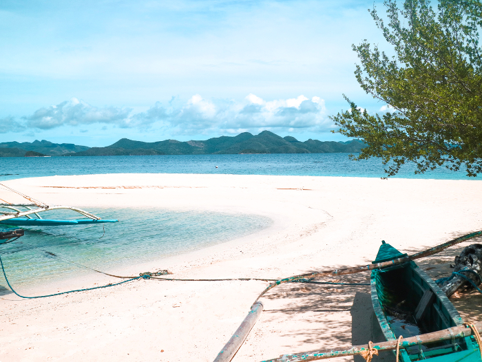 Coron Multi-day Island Hopping Boat Tour Expedition secluded beaches