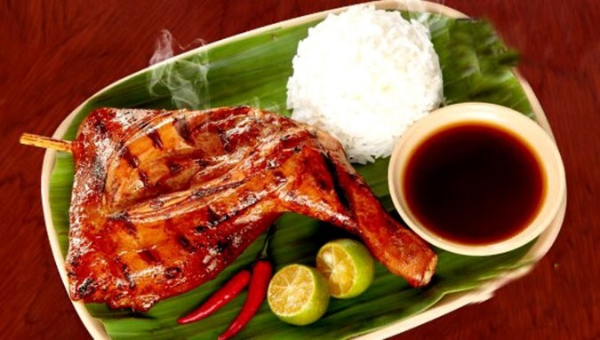 Chicken Inasal - Best Food in the Philippines