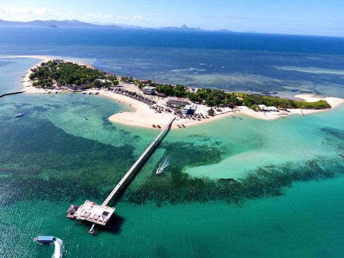 Travel Tour Packages to Lakawon Island Resort and Spa
