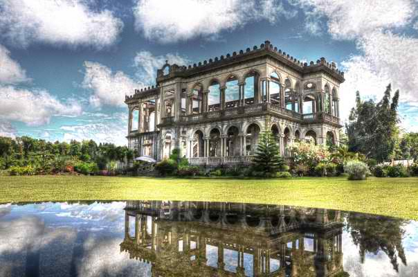 Travel Tour Packages to The Ruins, Taj Mahal of Negros