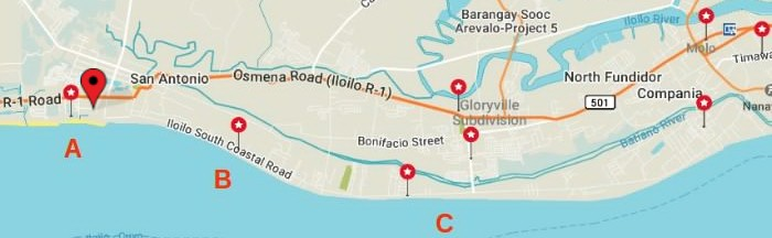 iloilo-city-map-west-villa-azul-beach-resort