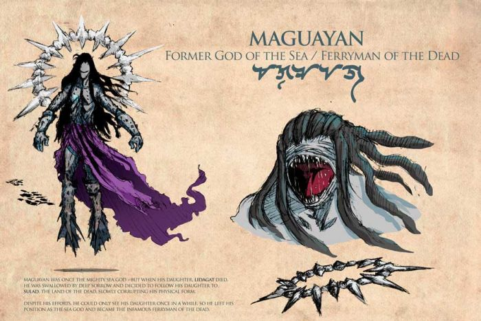 maguayan-former-god-of-sea-ferryman-of-dead-philippines