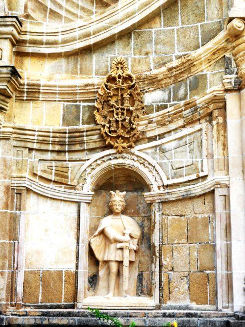 miagao-church-Image-of-St.-Henry-of-Bavaria