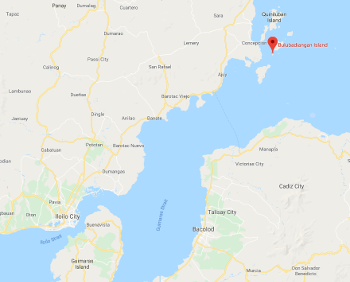 Bulubadiangan-Island-map