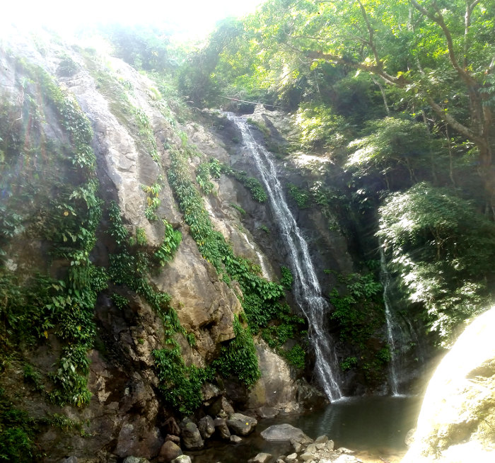 Travel Tour Packages to Hinulugan Waterfalls