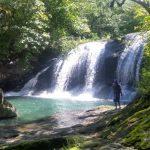 Igpasungaw Waterfalls in Sebaste
